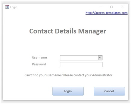 contact management software